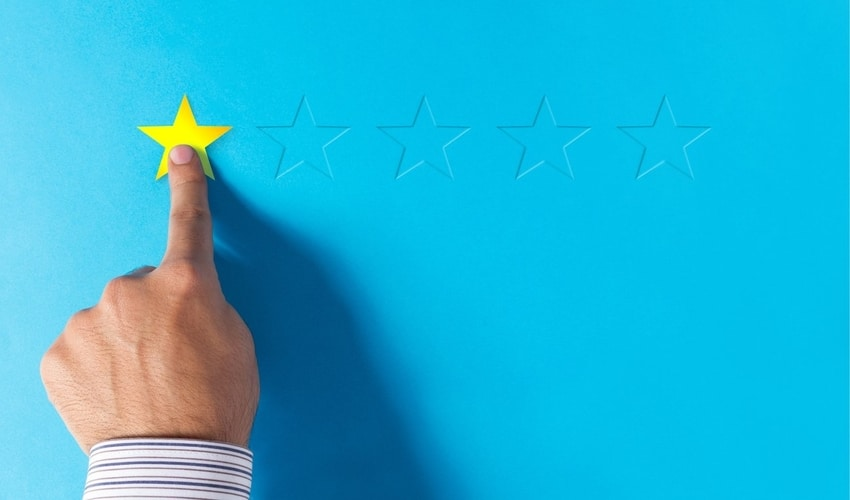 Is a 5 Star Review Really a Business-Critical Factor?
