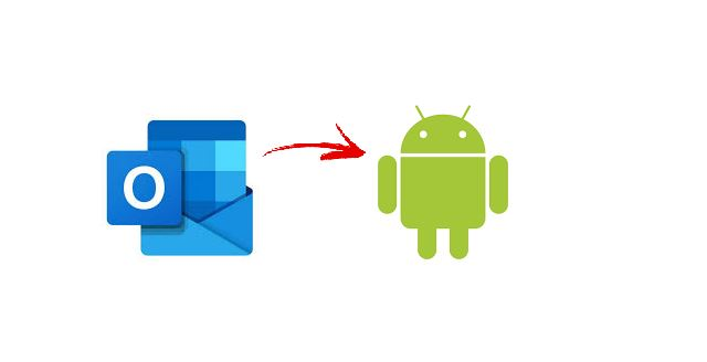 Outlook to android
