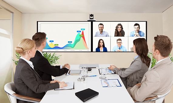 Impact of Audio Conferencing in 2021's Businesses