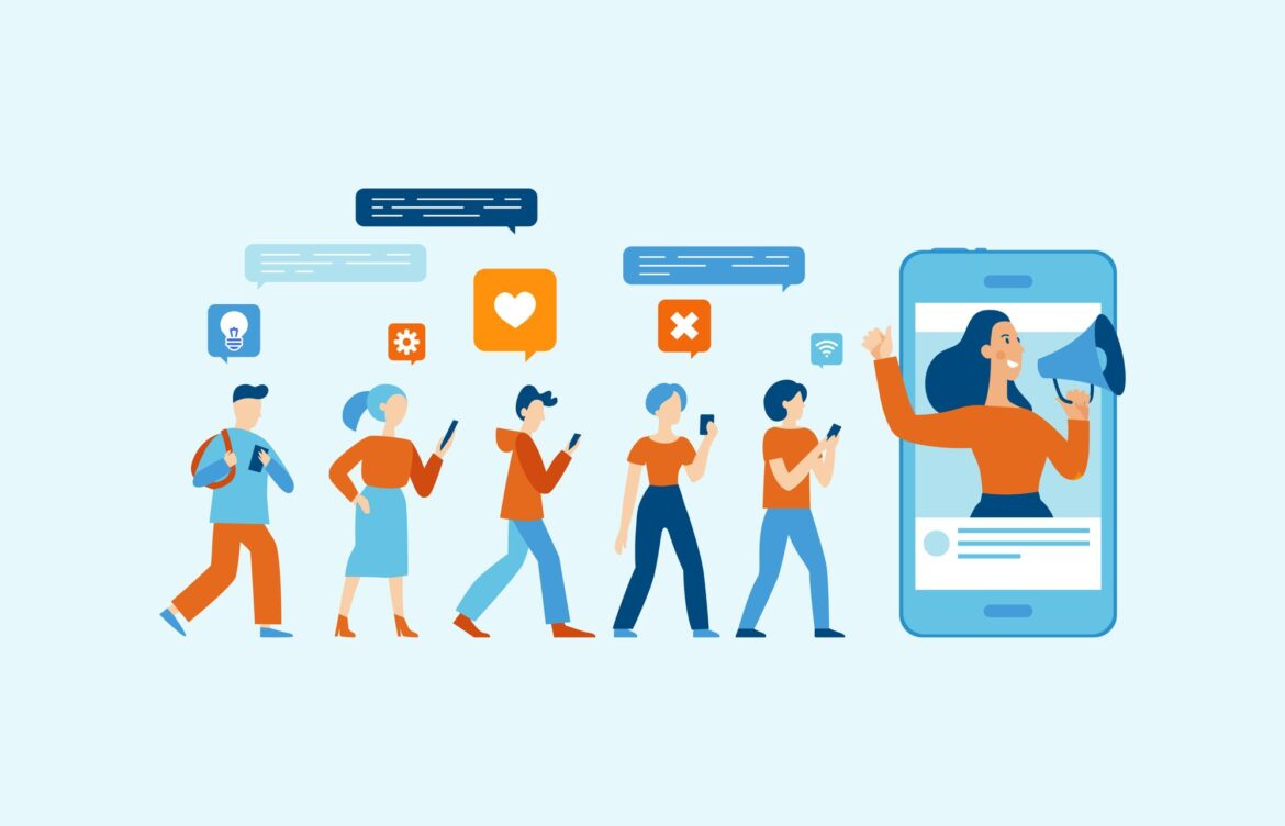 How Technology and Influencers Are Disrupting Traditional Marketing